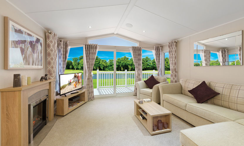 2018 Willerby Aspen For Sale in North Wales