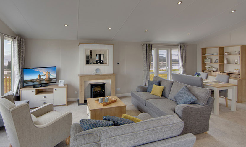 2017 Willerby Pinehurst For Sale in North Wales