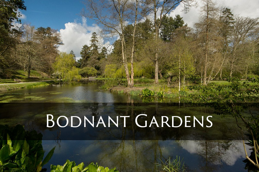 Days out in North Wales - Bodnant Gardens