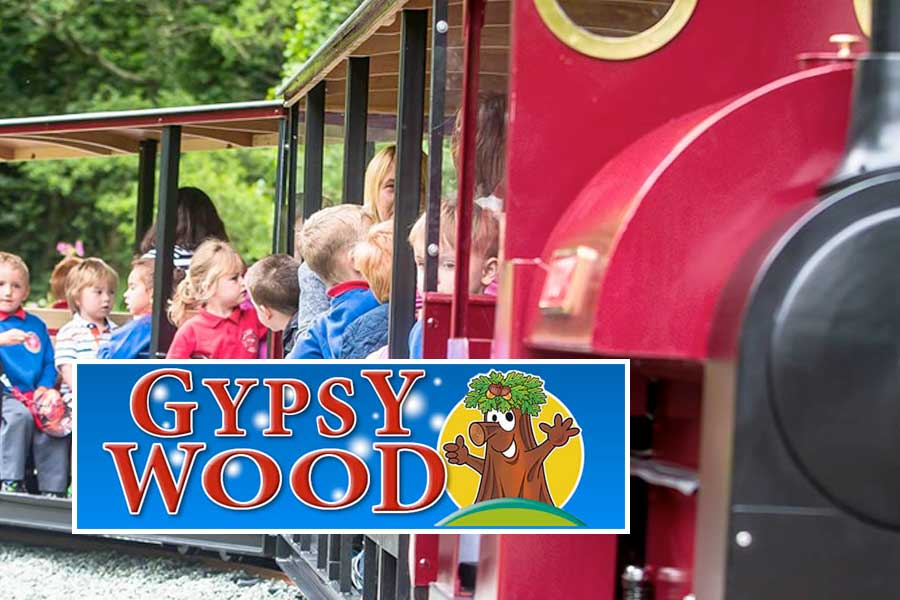 Days out in North Wales - Gypsy Wood