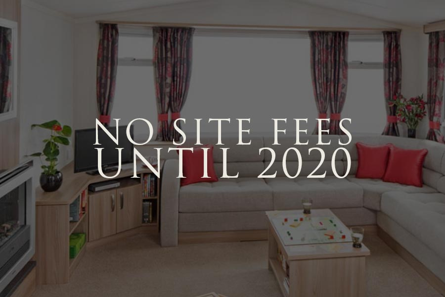 Pay No Site Fees Until 2020