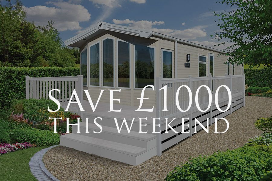 Save £1000 This Weekend