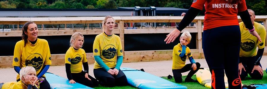 Surf Snowdonia Lessons